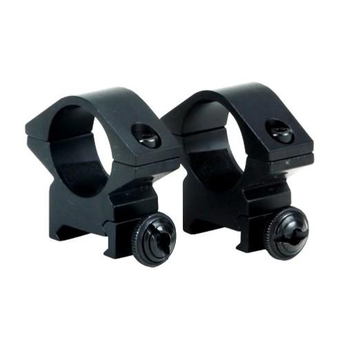 """BSA Monturas ancho Weaver anillas de 1"""" y 30mm"""