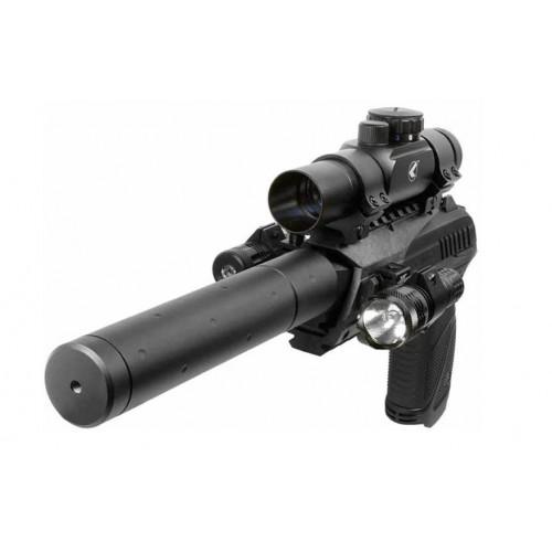 Gamo PT-85 Blowback Tactical C02 pistol