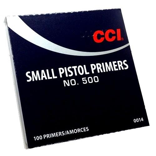 CCI Pistones para recarga Small Pistol