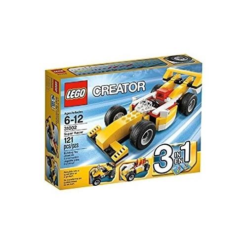 31002 Super Racer 3 en 1