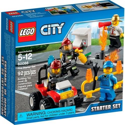60088 City Fire Starter Set