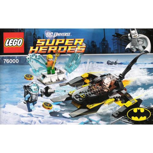 76000 Arctic Batman vs. Mr. Freeze