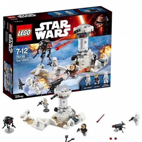 75138 Ataque a Hoth