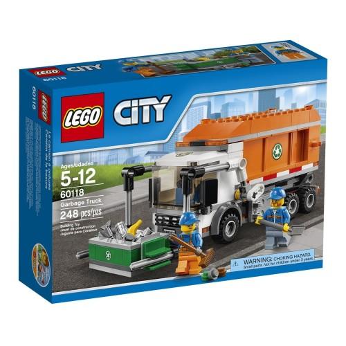 60118 Camión de la basura