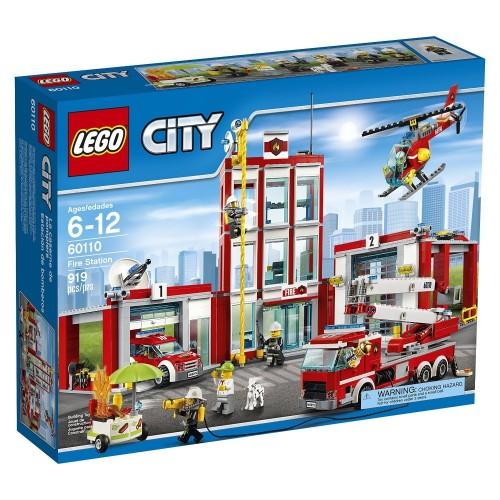 60110 Estación de bomberos