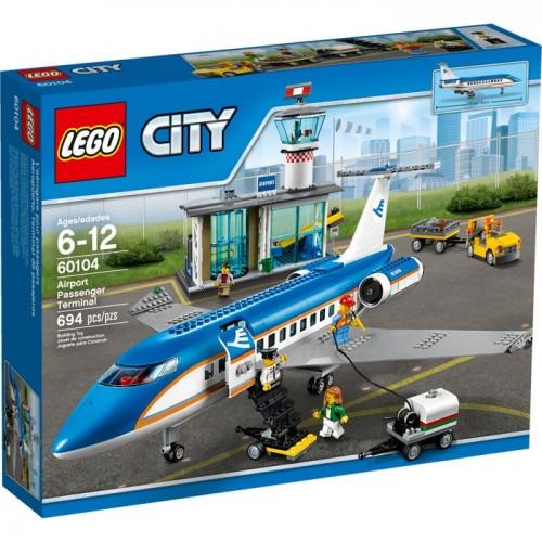 60104 Aeropuerto: Terminal de pasajeros