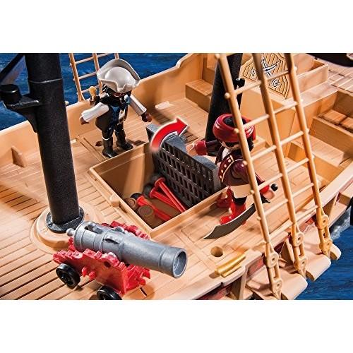 6678 Barco pirata