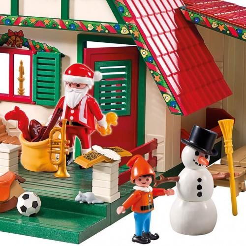 5796 La casa de Santa Claus