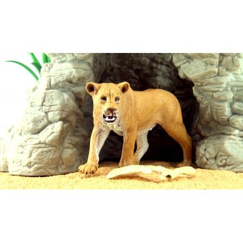 42256 Set Leona en la cueva