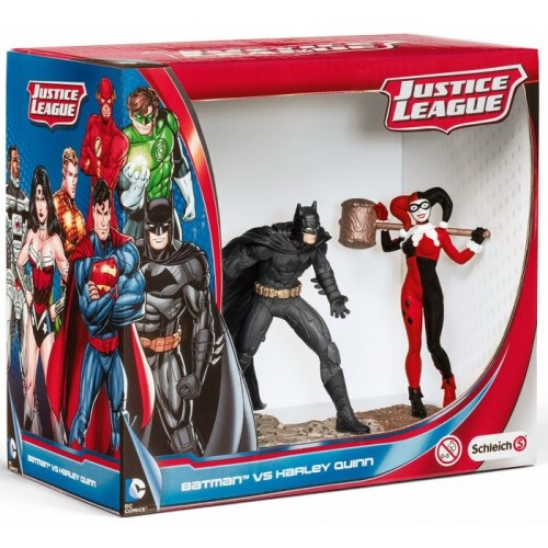 22514 Scenery Pack Batman vs. Harley Quinn
