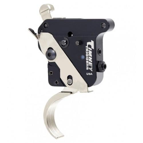 Timney Disparador Remington 700 Nickel Zurdo W / Safety