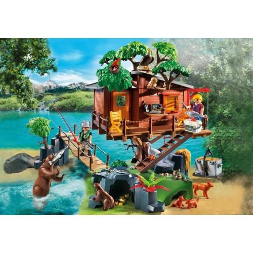 5557 Casa del árbol de aventuras