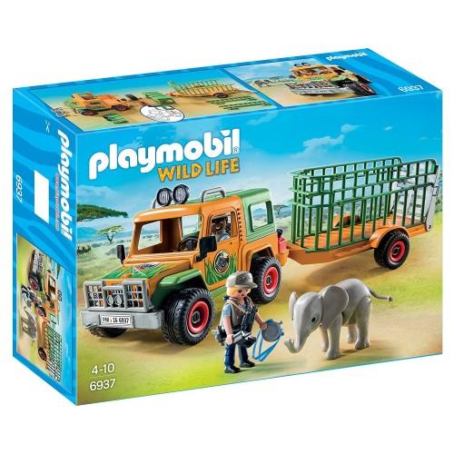 6937 Camión con elefante