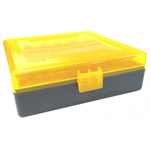 608 Caja porta proyectiles 9mm / 380Auto 100 unidades