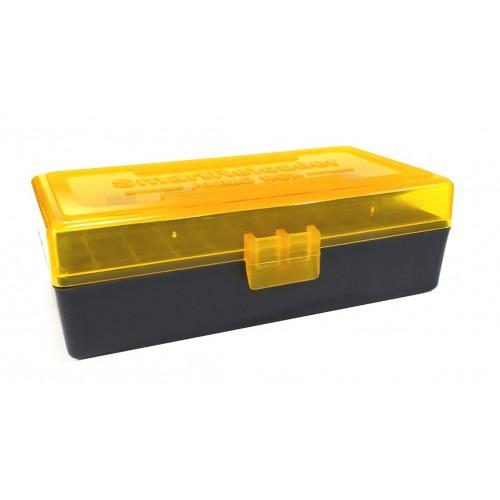 620 Caja porta munición 9mm, 380Auto 50 unidades