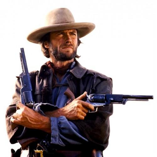 Uberti Colt Walker Cachas nogal Originales Uberti