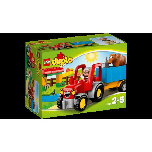Lego El tractor de la Granja