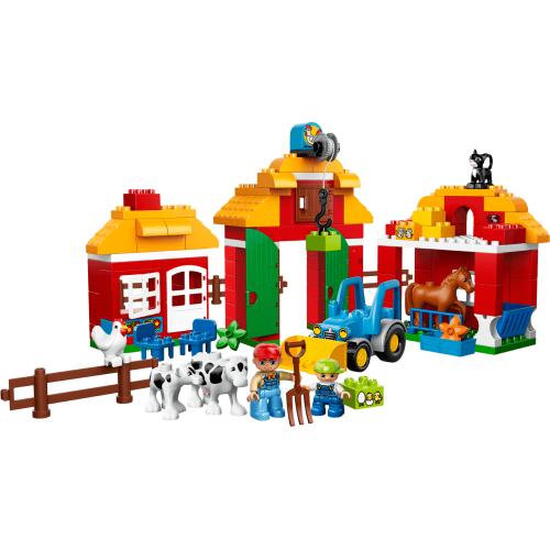 Lego La Gran Granja