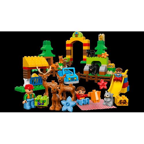 Lego El bosque: Parque