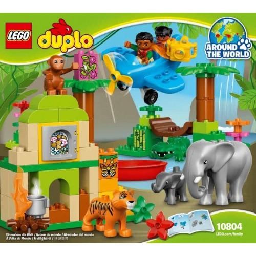 Lego Jungla