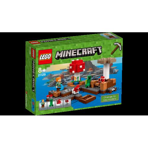 Lego Isla Champiñón