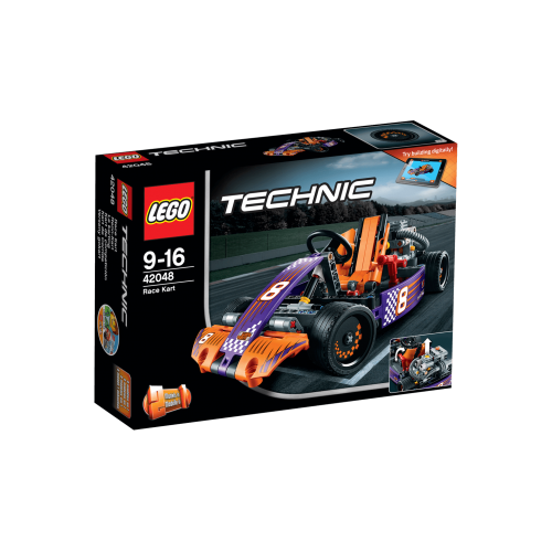 Lego Kart de competición
