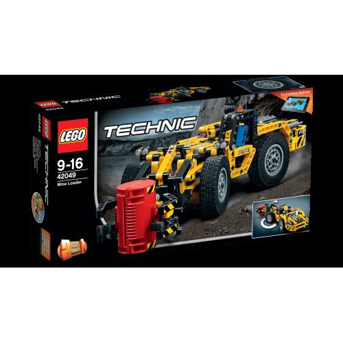 Lego Cargadora de minería