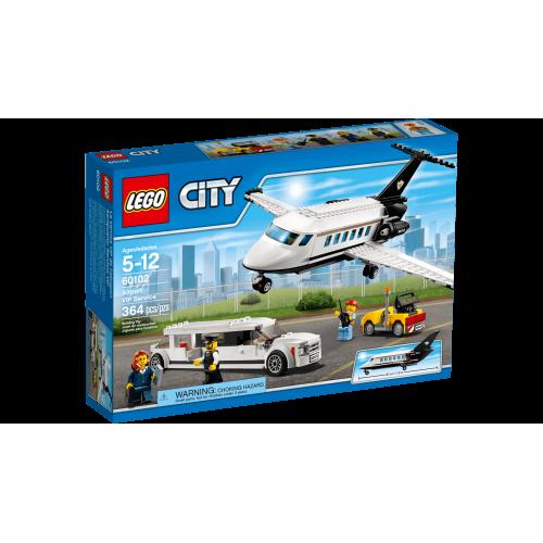 Lego Aeropuerto: Servicio VIP