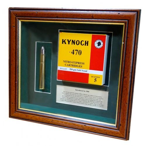 CR05 Kynoch .470 Nitro-Express Cartridges