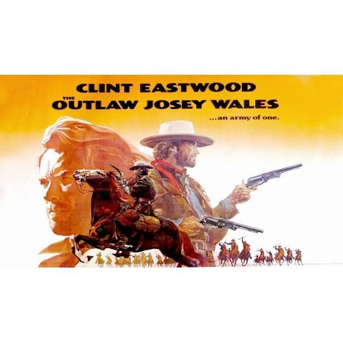 Josey Wales holster Walker