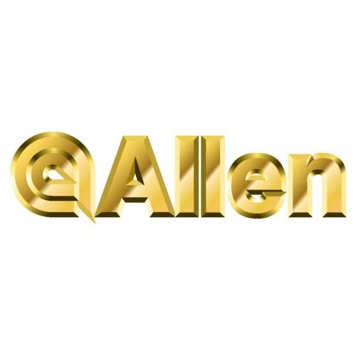 Allen Company Punto de mira Fibra Óptica Bajo Perfil