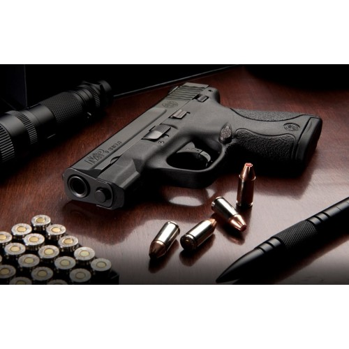 Smith and Wesson M&P 9mm  8 rounds