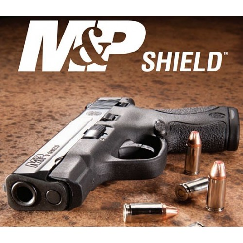 Smith and Wesson M&P 9mm 7 rounds