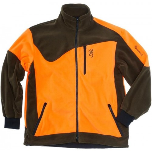 Browning Polar Powerfleece Orange