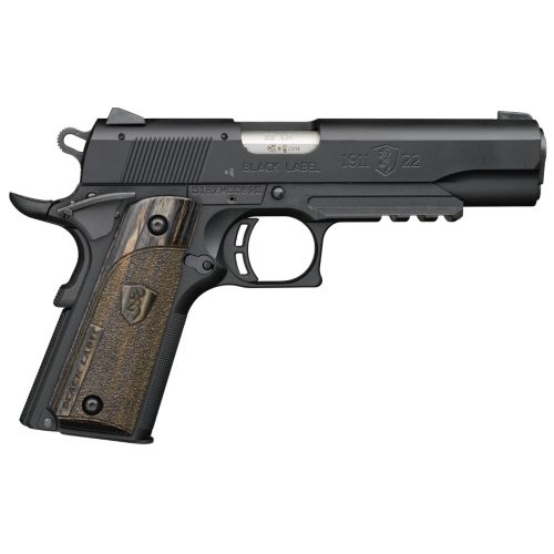 Borwning 1911 Colt Black Label 22lr