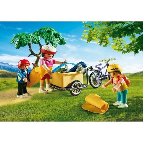 6890 Paseo en bicicleta de montaña