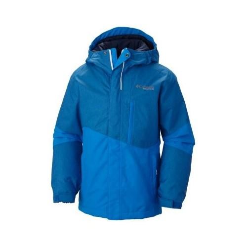 Columbia Shreddin Jacket Youth Blue