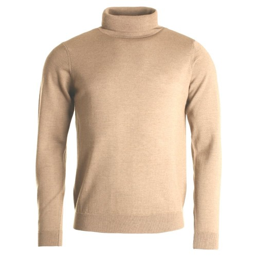 Barbour Jersey de lana Cashemere Roll neck