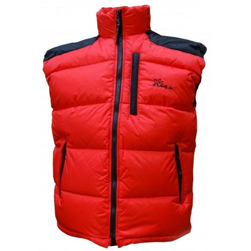 Grifone Cerc Down Vest plumífero con pluma 100% natural