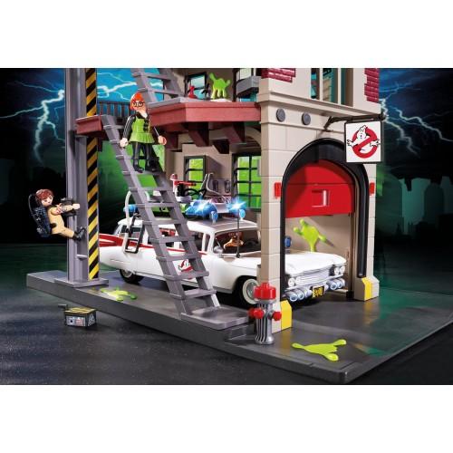 9219 Cuartel Parque de Bomberos Ghostbusters