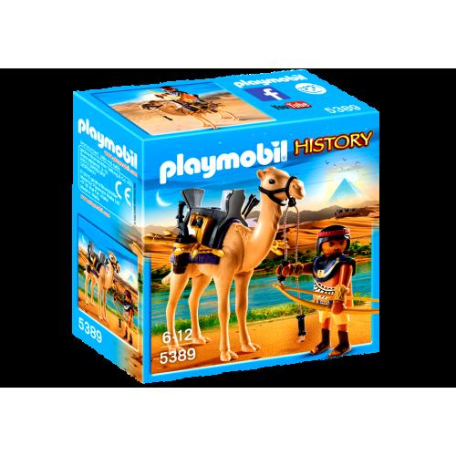 5389 Egipcio con camello