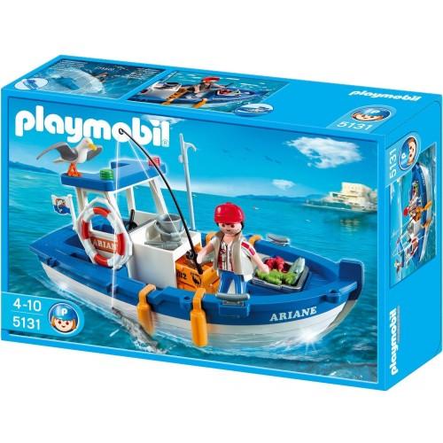 5131 Barco de pesca