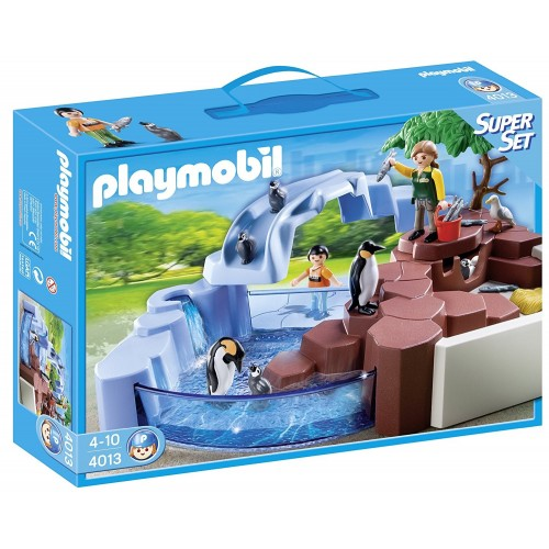 4013 Super Set Pingüinos