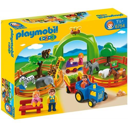 Playmobil Mi primer Zoo 6754