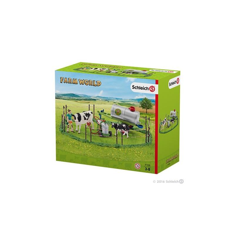 41428 Familia de vacas con pasto
