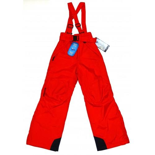 Columbia Euro Bugabib pantalón de esquí Talla 8 años