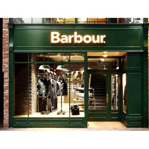 Barbour Soft Cotton Ranger Jacket S/M