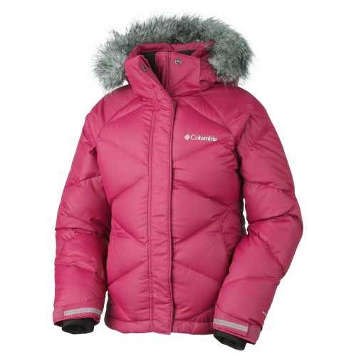 Columbia Mini Lay D Down Puffer Girl
