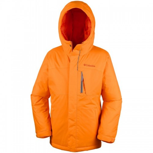 Columbia Alpine Free Fall Jacket Orange
