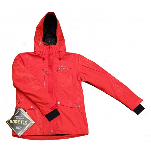 Trangoworld Heikki Jacket Gore-tex Red